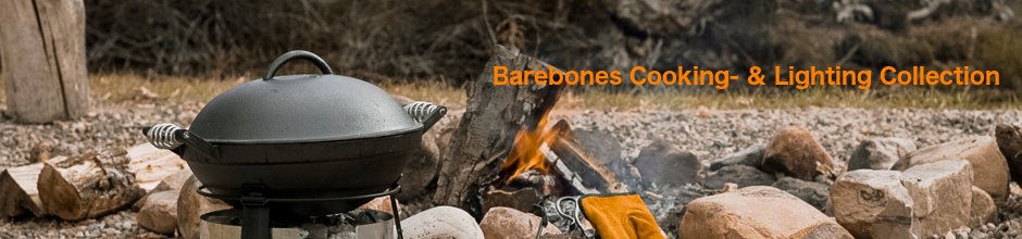 Barebones cooking-& lighting collection